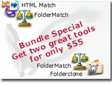 Get 2 great Windows File Management Utilities one low price